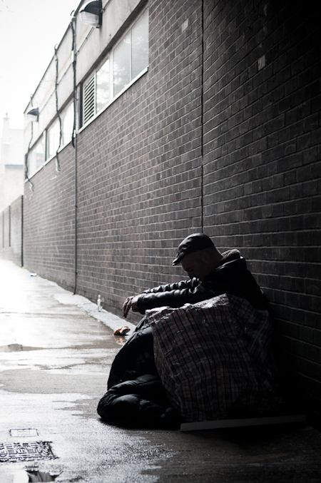 St.Mungo's Rough Sleepers Campaign