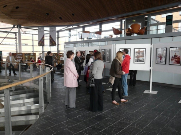 Shifting Perspectives at the Welsh Assembly