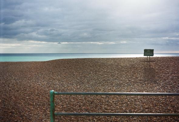 Here I Am_Brighton Nudist Beach