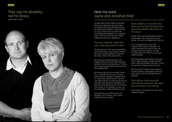 MENCAP Manifesto Brochure (2)