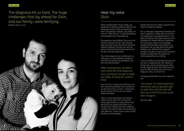 MENCAP Manifesto Brochure (3)