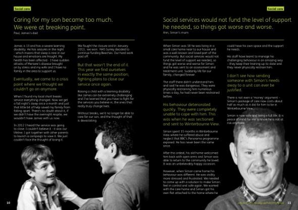 MENCAP Manifesto Brochure (4)