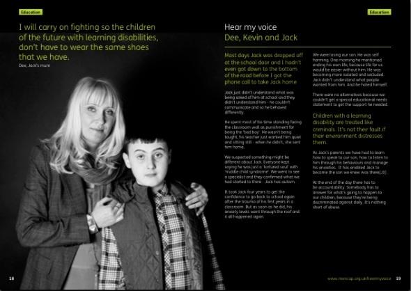 MENCAP Manifesto Brochure (6)