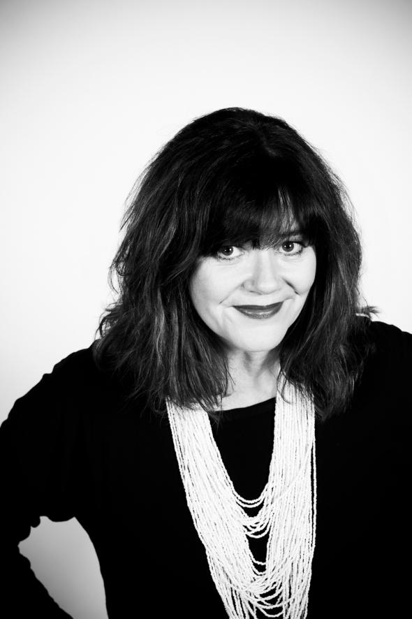 Portrait of Josie Lawrence