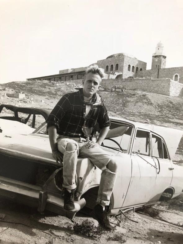 Israel trip 1986_07