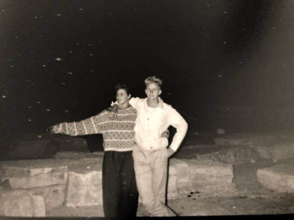 Israel trip 1986_14