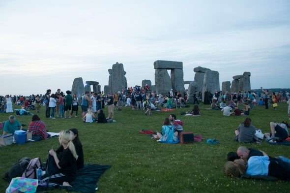 Stonehenge Summer Solstice 2017