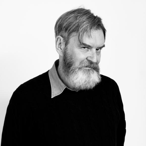 Portrait of James Fleet