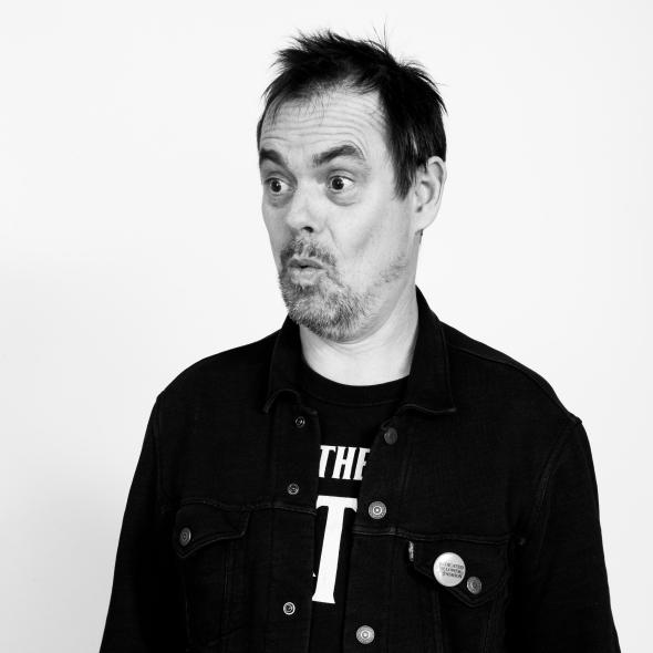 Portrait of Kevin Eldon